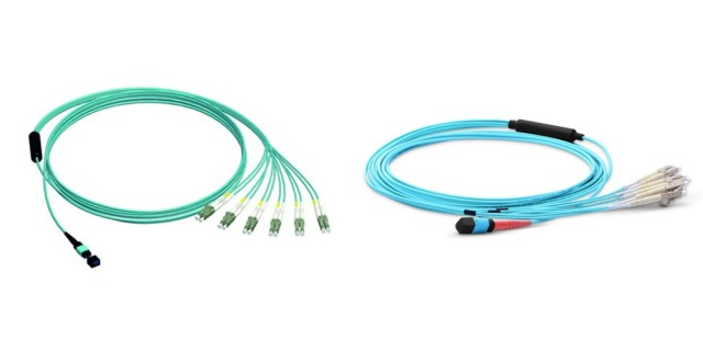 MPO/MTP harness cables